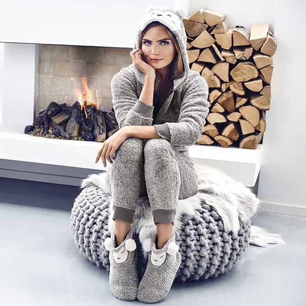 Hunkemöller | Lekker warm & fashionable in je onesie