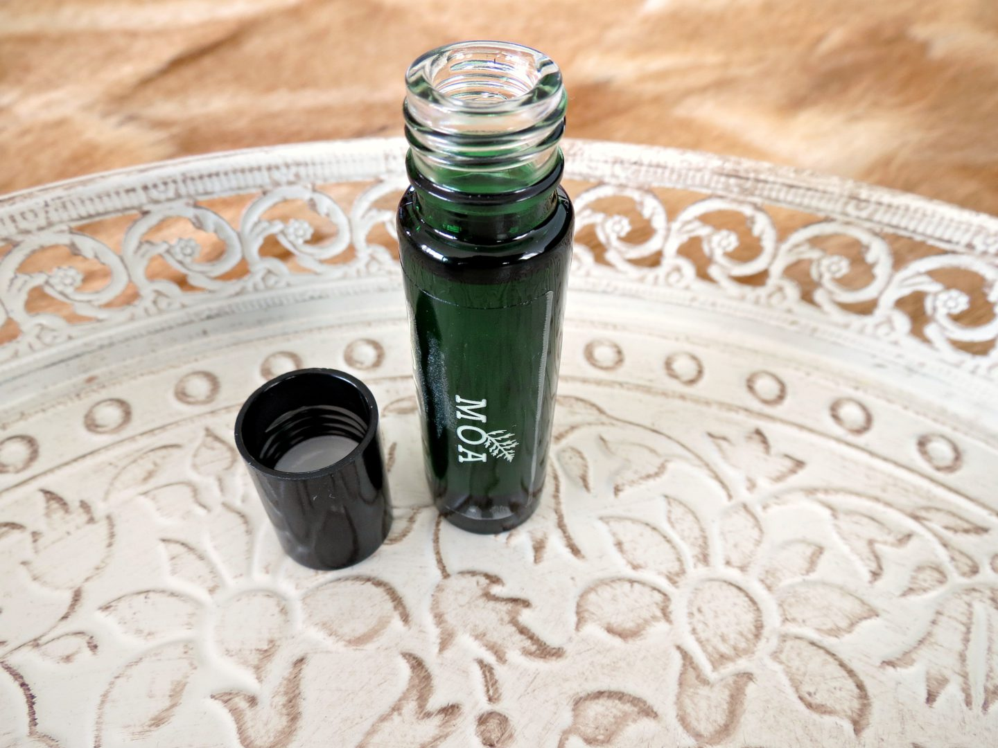 MOA | Ultiem ontspannen met de Fortifying Green Bath Potion