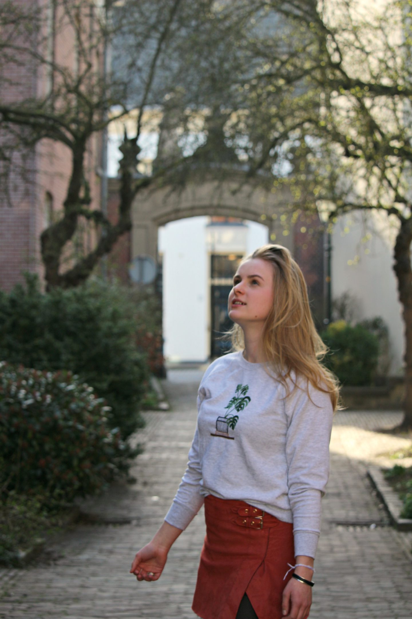 Outfit | Fotoshoot in het golden hour