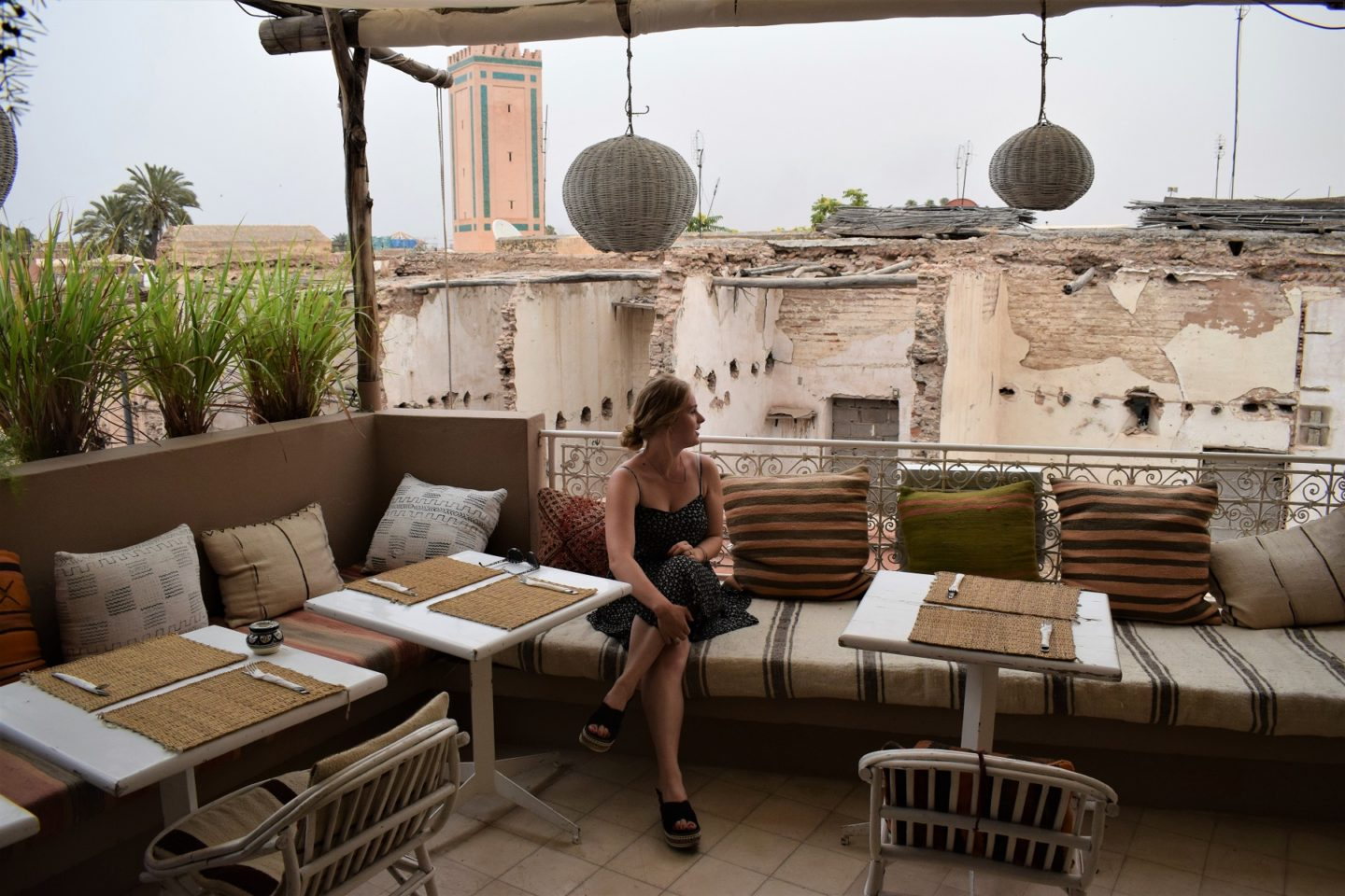 Marrakech, travel diary, day 1, citytrip
