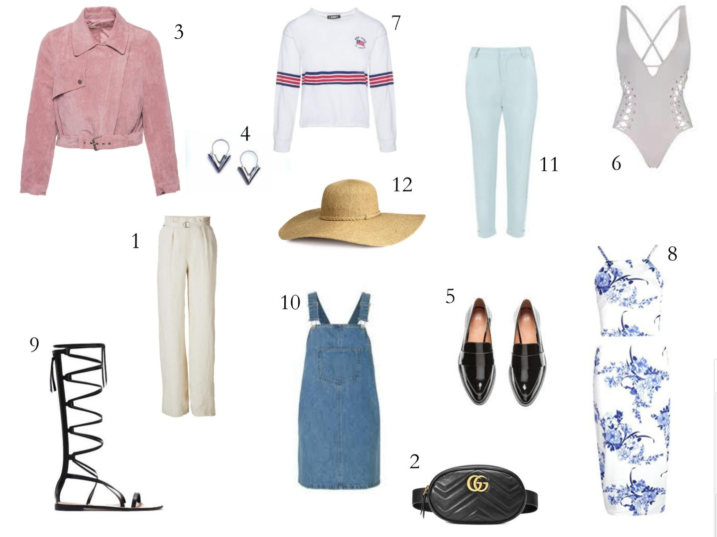 Fashion wishlist, summer wishlist, samenwerking